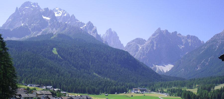 Villgrater am Ort: Vacanza in Agriturismo a Sesto Moso - Alta Pusteria -  Alto Adige